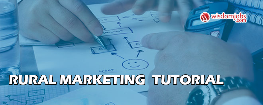 Rural Marketing Tutorial