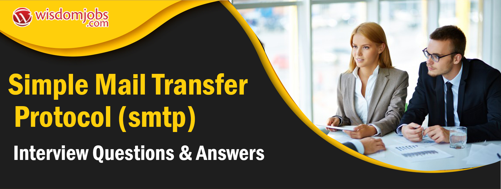 Simple Mail Transfer Protocol SMTP Interview Questions