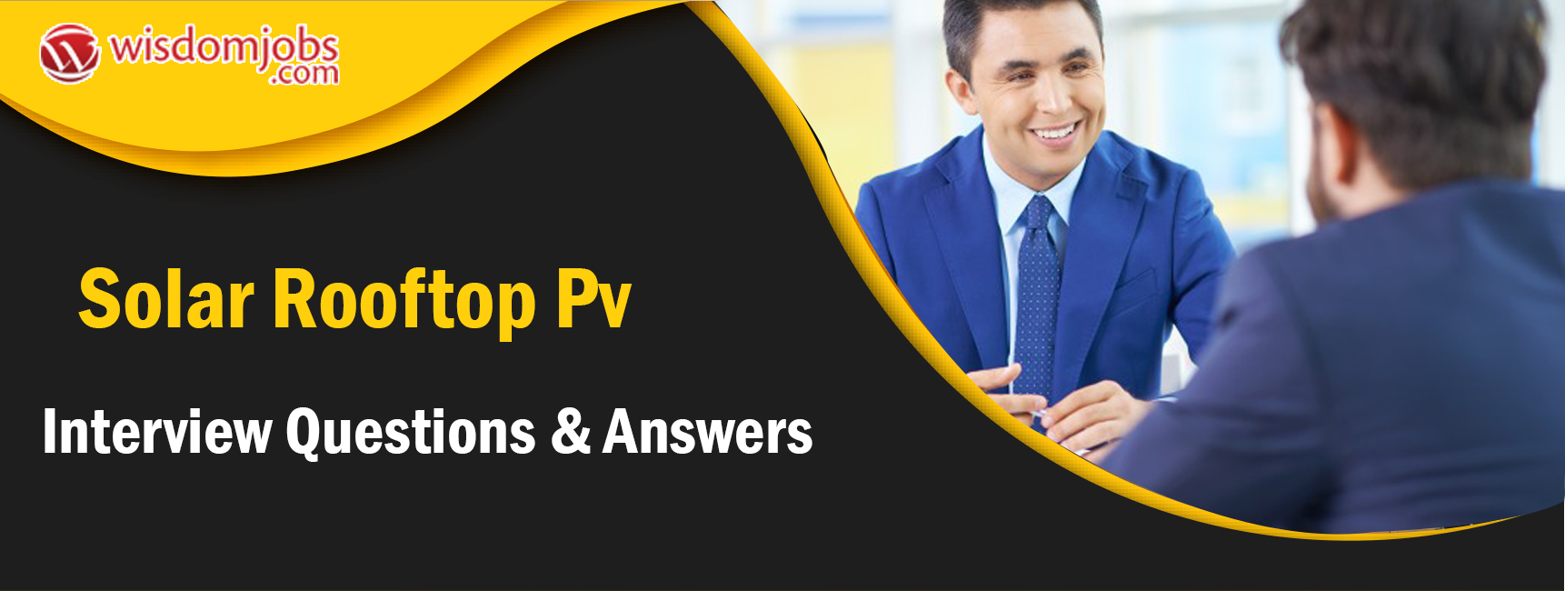 Solar Rooftop Pv Interview Questions & Answers