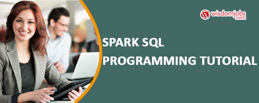 Spark SQL Programming Tutorial