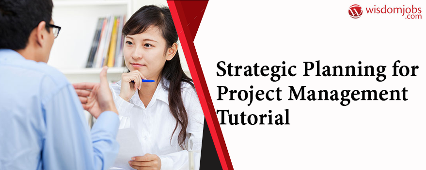 Strategic Planning for Project Management Tutorial
