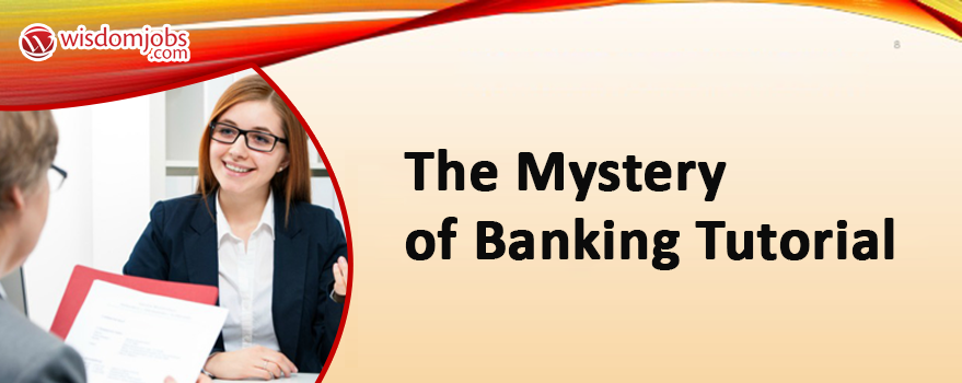 The Mystery of Banking Tutorial