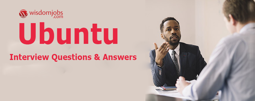 Ubuntu Interview Questions