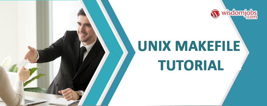 Unix makefile Tutorial