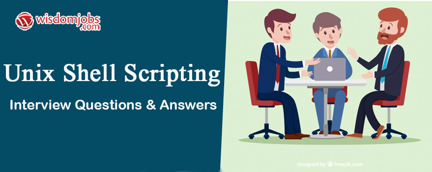 70 Shell Scripting Interview Questions & Answers - LinOxide