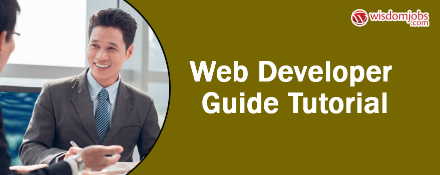 Web Developer Guide Tutorial
