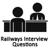 Railways Interview Questions - Railway