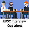 UPSC Interview Questions - PSC