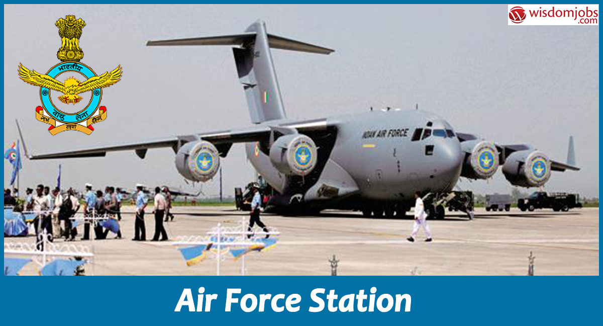 Air Force Station Recruitment 2020
