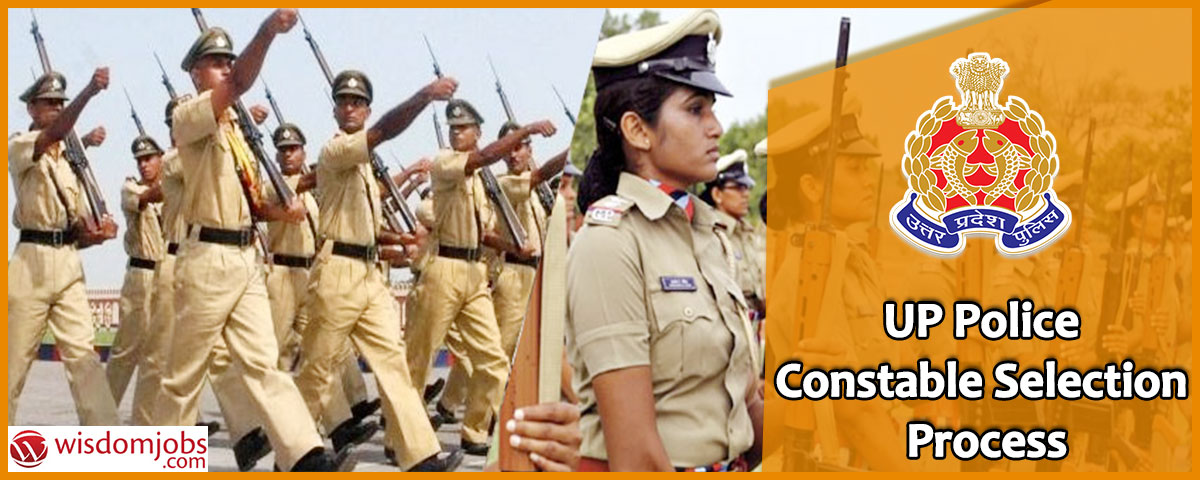 UP Police Constable Selection Process Details