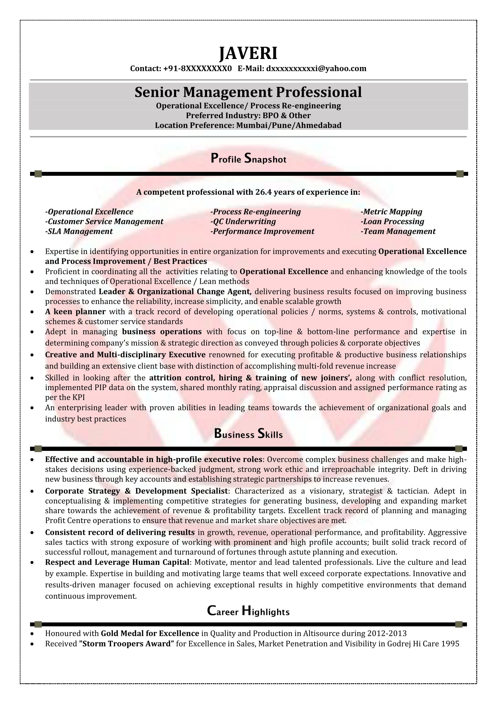 bpo sample resumes  download resume format templates