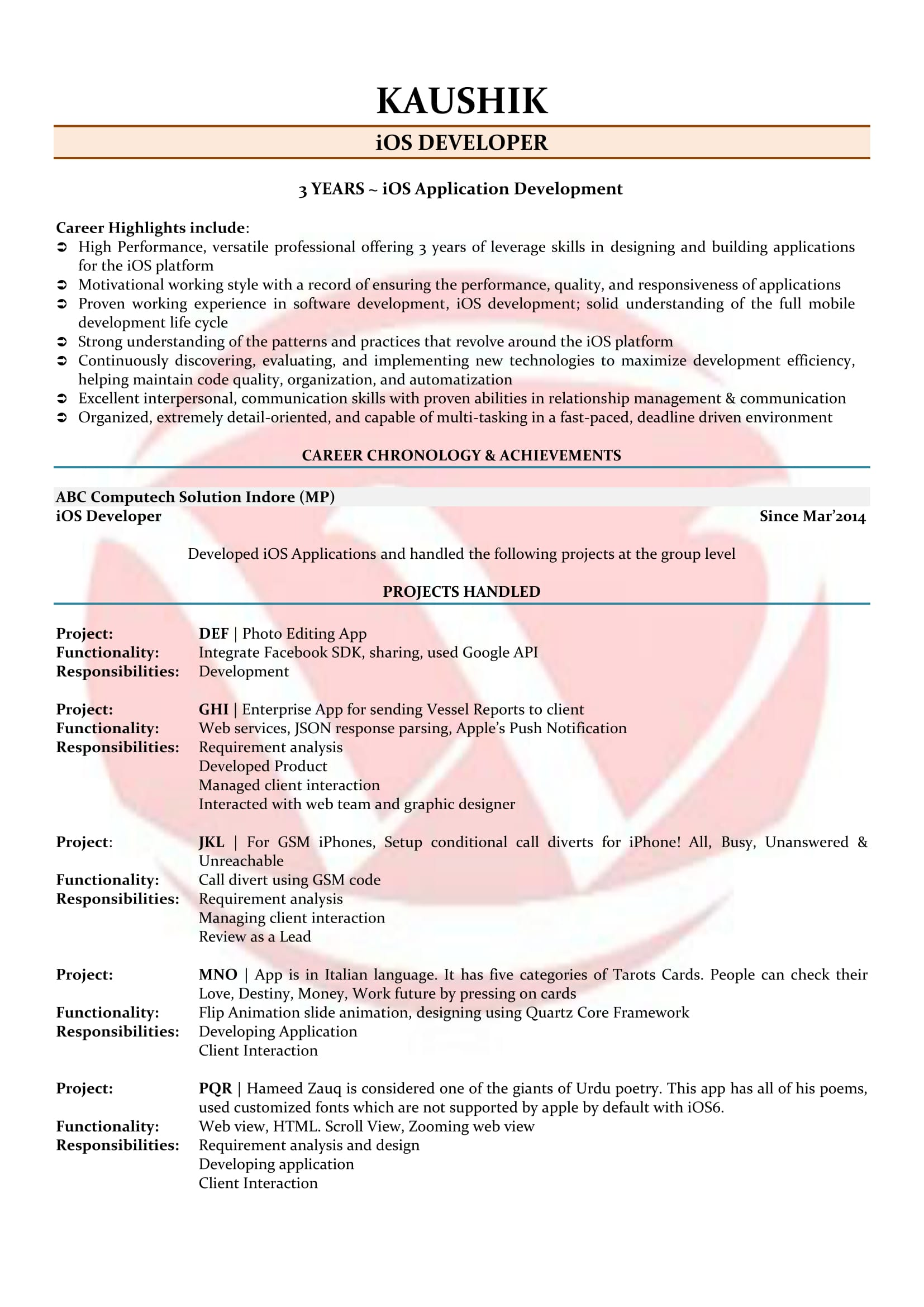 office manager cv sles programming languages resume