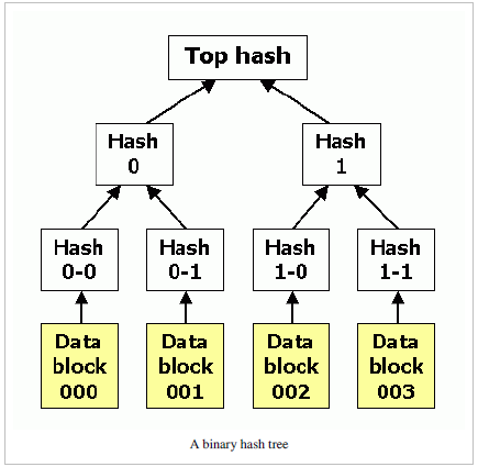 Hash tree in Data Structures Tutorial 13 September 2019