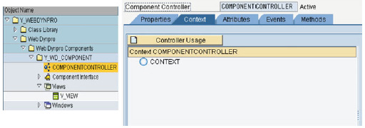 Component controller