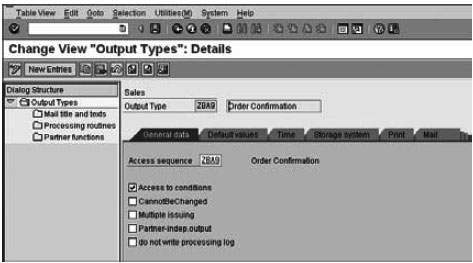 Output Determination in SAP SD Tutorial 11 September 2019