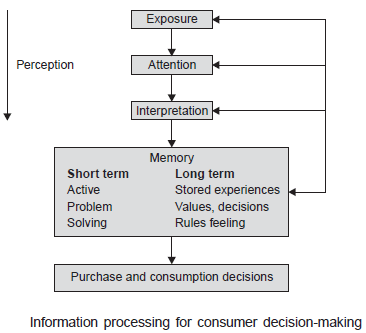 learning and memory in consumer behaviour
