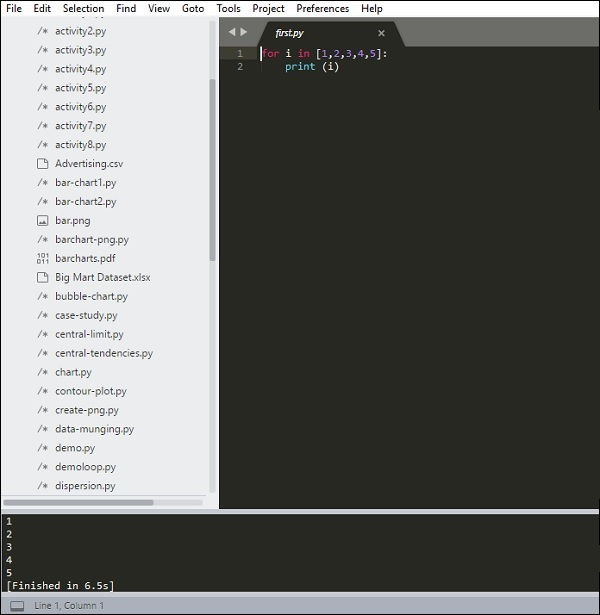 Sublime Text Batch Processing in Sublime Text - Sublime Text