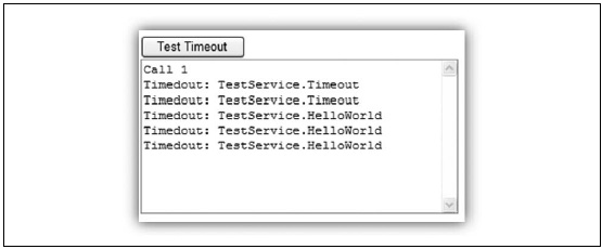 Timing and Ordering Ajax Calls to the Server in ASP NET