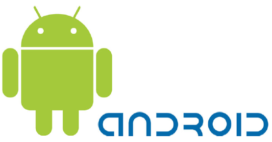 The Android mascot and logo.