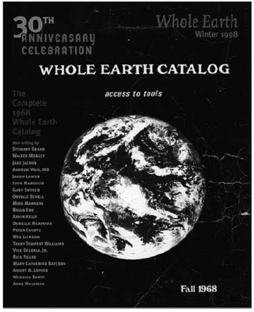 The Whole Earth Catalog, 1968 edition