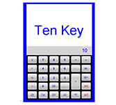 Data Entry Ten Key