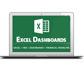 Excel Dashboards Tutorial