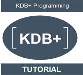 Kdb+ Tutorial