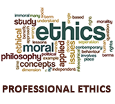 Professional Ethics Interview Questions
