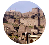 Golconda Fort, Hyderabad Interview Questions