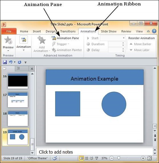 animation_ribbon_animation_pane