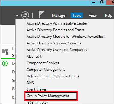 Group Policy Overview in Windows Server 2012 Tutorial pdf - Group