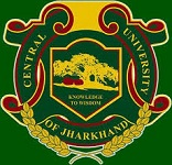 Central University of Jharkhand Recruitment 2018