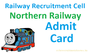 RRC- Central Railway Sports Quota Admit Card 2018