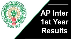 Andhra Inter 1st Year Results 2019 - AP Inter First Year Result