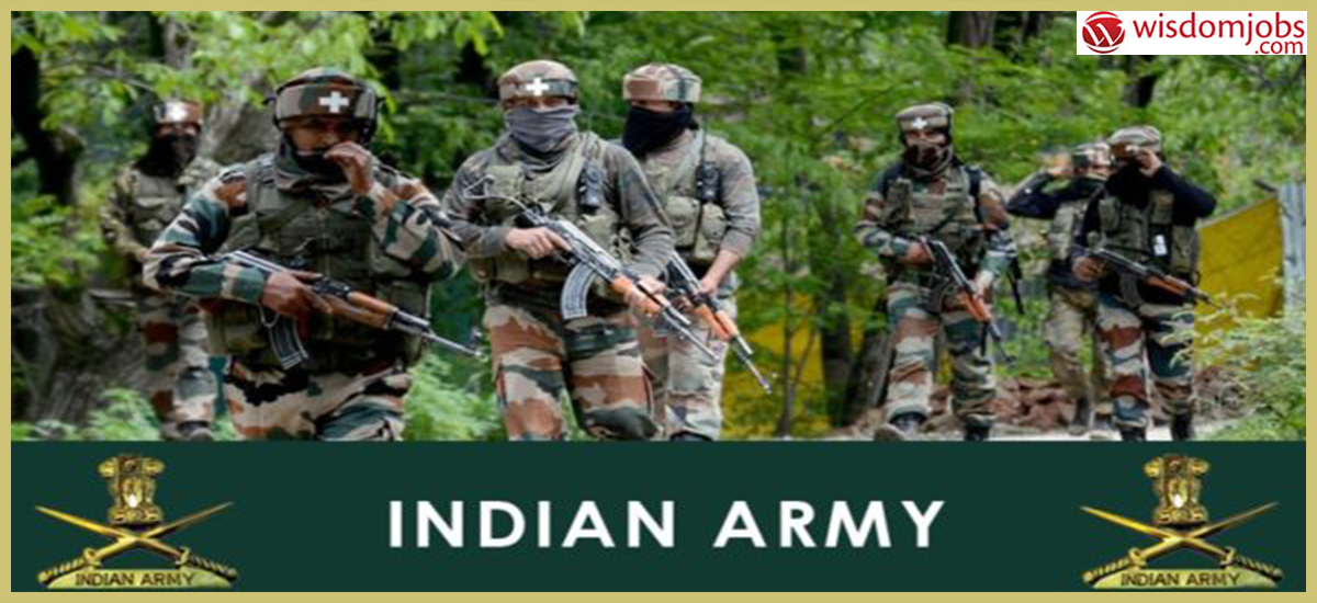 Join Indian Army SSC Technician Online Form 2019 - (62211