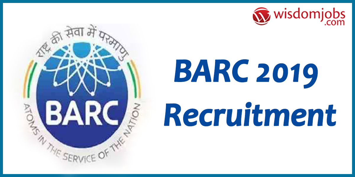 BARC Scientific Assistant/ B