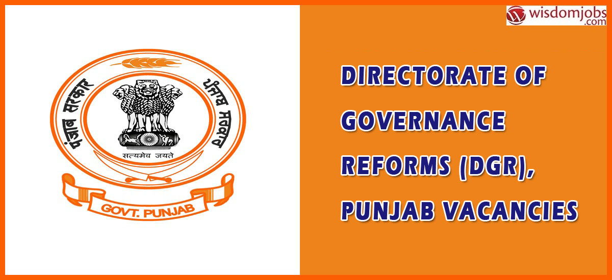 Directorate of Governance Reforms