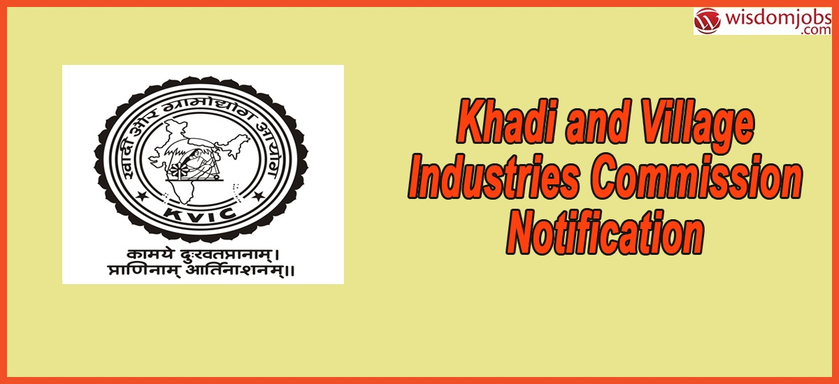 Khadi and Village Industries Commission