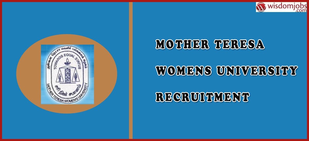 Mother Teresa Womens University