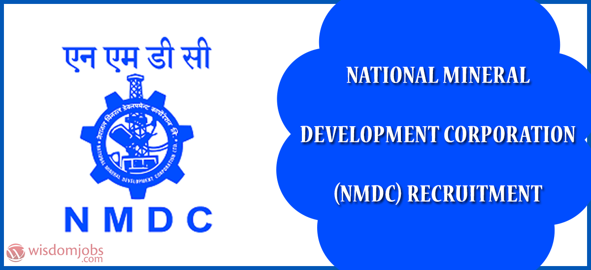 NMDC Recruitment - Additional Deputy Chief Auditor Post