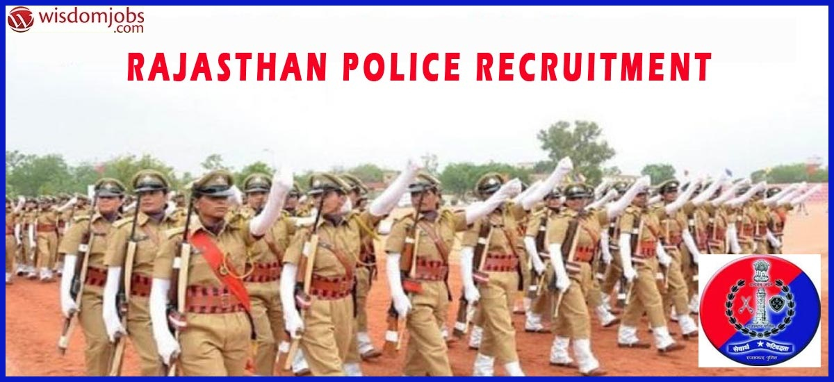 Department of Police, Rajasthan