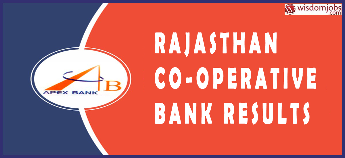 Rajasthan Cooperative Recruitment Board