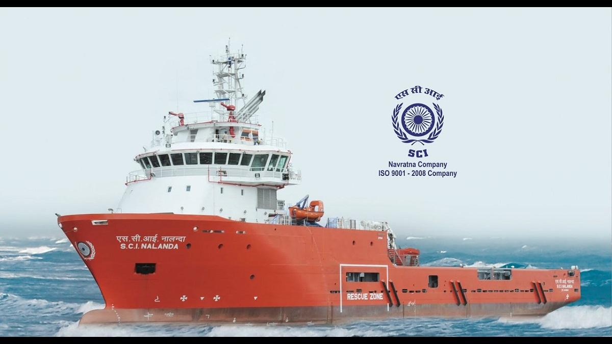 Shipping Corporation of India