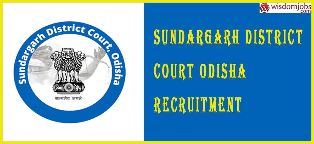 District Court of Sundargarh