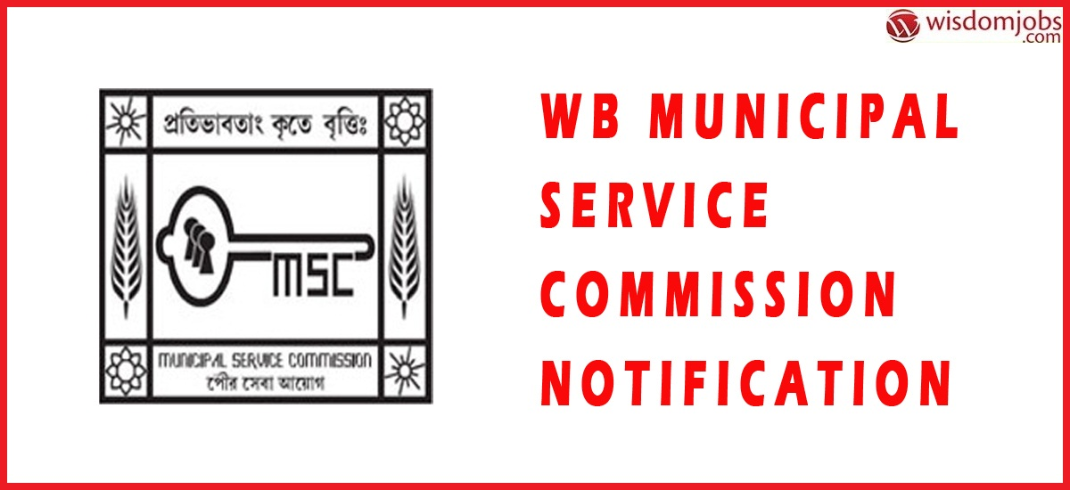 WB Municipal Service Commission