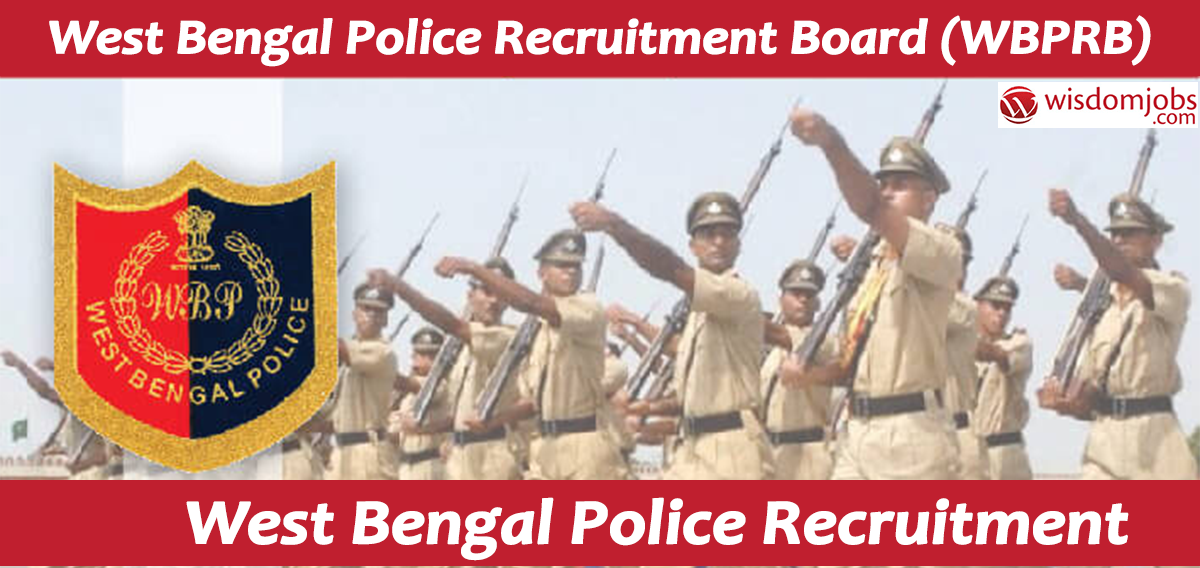 West Bengal Police Recruitment - Cyber Crime Consultant Posts
